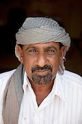 Local man in Hadibu, Socotra, Yemen