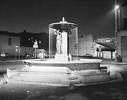 "ckroyd 15041-1. ""Skidmore fountain. night view. December 26, 1967"""