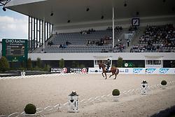 Castilla Ruiz Claudio, ESP, Alcaide<br /> CHIO Aken 2017<br /> © Hippo Foto - Sharon Vandeput<br /> 20/07/17