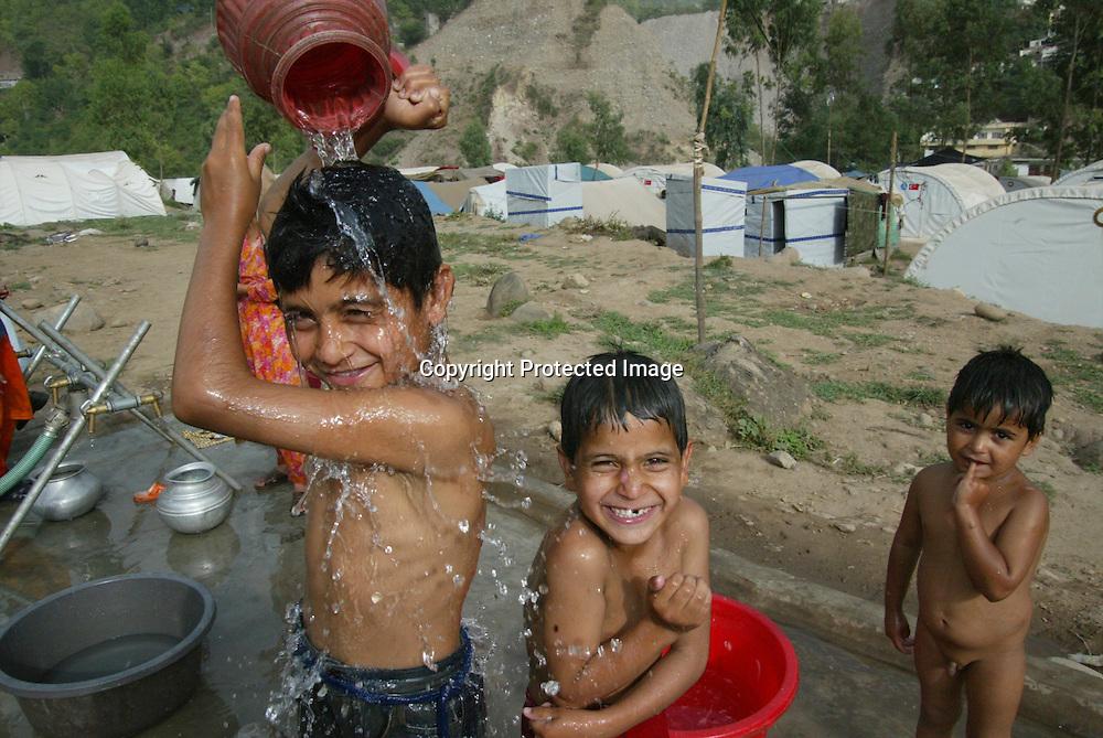 waterwell in Kashmir, Pakistan