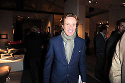 Private View of the Pavilion of Art & Design London 2010 held in Berkeley Square, London on 11th October 2010.<br /> Picture Shows:- TIM ATTIAS