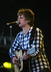 Tommy Reilly on the main stage at Rockness, Sunday 14th June 2009..©2009 Michael Schofield. All Rights Reserved..