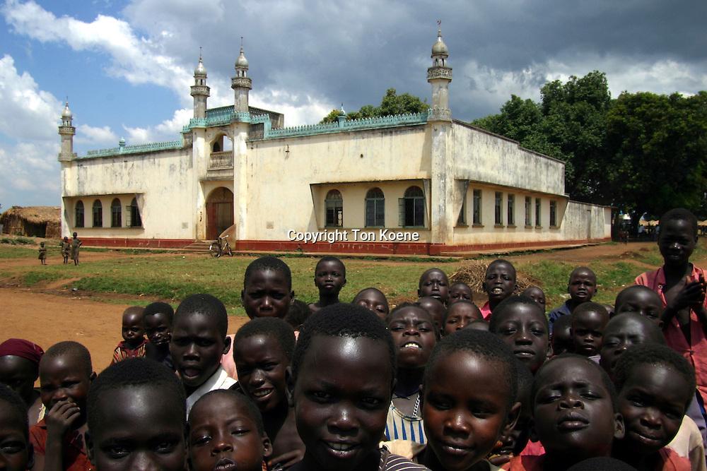 mosque in Uganda