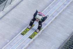 29.12.2018, Schattenbergschanze, Oberstdorf, GER, FIS Weltcup Skisprung, Vierschanzentournee, Oberstdorf, Training, im Bild Vladimir Zografski (BUL) // Vladimir Zografski of Bulgaria during his Practice Jump for the Four Hills Tournament of FIS Ski Jumping World Cup at the Schattenbergschanze in Oberstdorf, Germany on 2018/12/29. EXPA Pictures © 2018, PhotoCredit: EXPA/ Peter Rinderer