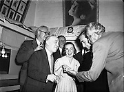 Jimmy O'Dea - 50th Performance at Theatre Royal - Special for Radio Review.24/08/1955