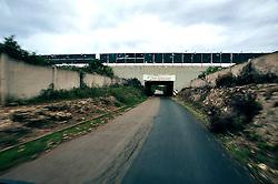 Lecce, 8 ottobre 2011.Visita presso il circuito automobilistico Nardo' Technical Center Prototipo..Apulia Film Commission.Apulia Audiovisual Workshop Puglia Experience
