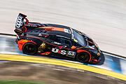 November 11-13, 2020. Lamborghini Super Trofeo, Sebring: 63 Corey Lewis, McKay Snow, Change Racing, Lamborghini Charlotte, Lamborghini Huracan Super Trofeo EVO
