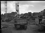 Dublin Corporation - Cleaning Wood Quay Site  14/03/1979