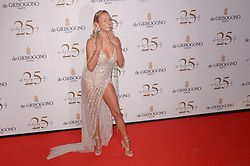 Rose Bertram attending the DeGrisogono party during the 71st Cannes Film Festival in Antibes, France, on May 15, 2018. Photo by Julien Reynaud/APS-Medias/ABACAPRESS.COM