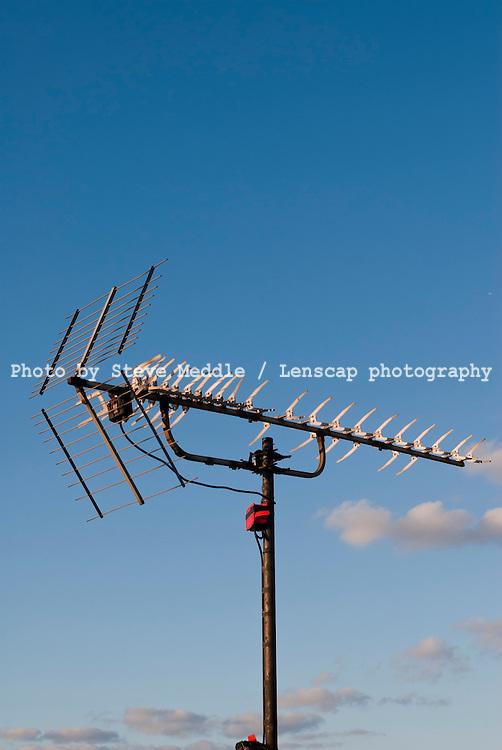 Television Aerial - 2010