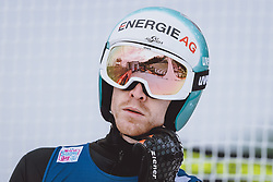 03.01.2021, Bergiselschanze, Innsbruck, AUT, FIS Weltcup Skisprung, Vierschanzentournee, Innsbruck, Einzelbewerb, Herren, im Bild Michael Hayboeck (AUT) // Michael Hayboeck of Austria during the men's individual competition for the Four Hills Tournament of FIS Ski Jumping World Cup at the Bergiselschanze in Innsbruck, Austria on 2021/01/03. EXPA Pictures © 2020, PhotoCredit: EXPA/ JFK