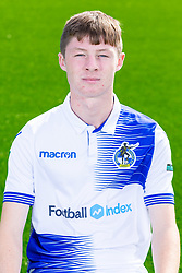 George Fowler - Ryan Hiscott/JMP - 14/09/2018 - FOOTBALL - Lockleaze Sports Centre - Bristol, England - Bristol Rovers U18 Academy Headshots and Team Photo