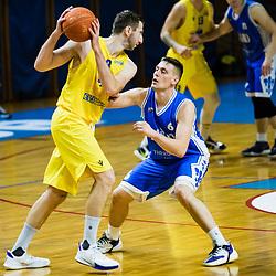 20201031: SLO, Basketball - 1.SKL, GGD Sencur vs Zlatorog Lasko