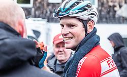 12.07.2019, Kitzbühel, AUT, Ö-Tour, Österreich Radrundfahrt, 6. Etappe, von Kitzbühel nach Kitzbüheler Horn (116,7 km), im Bild Gesamtsieger Ben Hermans (Israel Cycling Academy, BEL) // during 6th stage from Kitzbühel to Kitzbüheler Horn (116,7 km) of the 2019 Tour of Austria. Kitzbühel, Austria on 2019/07/12. EXPA Pictures © 2019, PhotoCredit: EXPA/ JFK