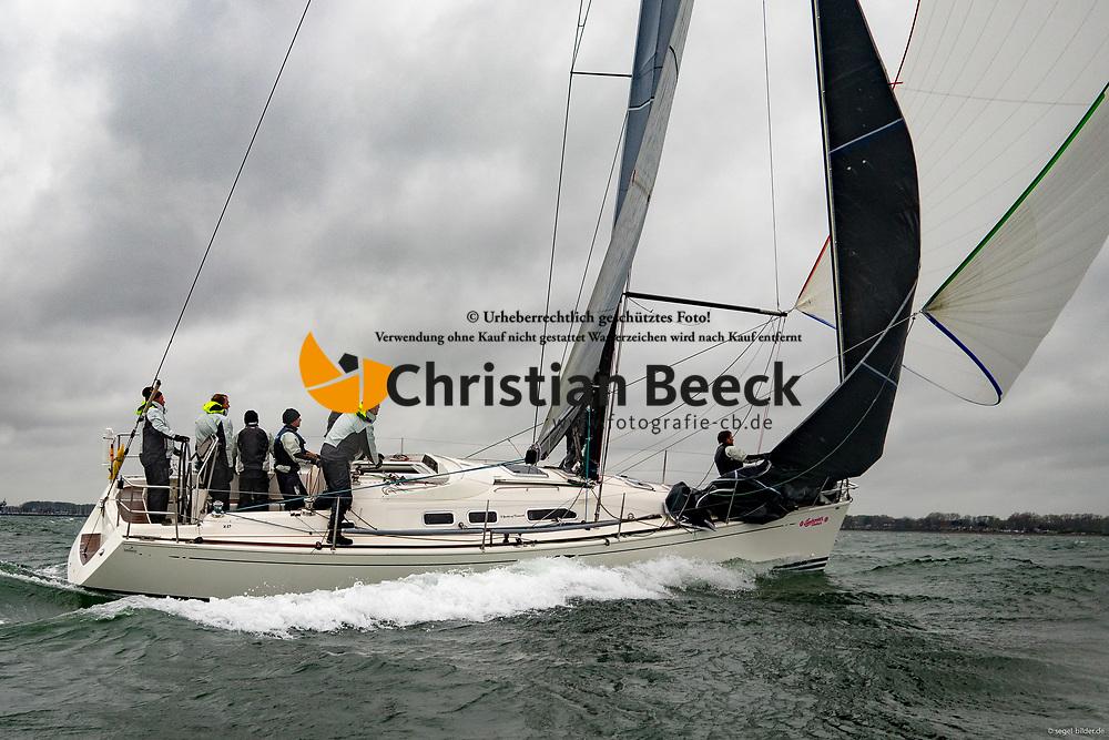 , Kiel - Maior 28.04. - 01.05.2018, ORC 3 - Hansen - DEN 68 - X-37 - Mollmann, Michael