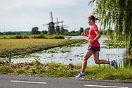 Runner Patty Kuiper