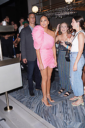 Chrissy Teigen and Pepsi promote the launch of<br />#Summergram in New York City.