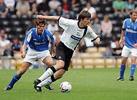 Photo: Paul Thomas. Derby County v Birmingham City, Pre season friendly, Pride Park, Derby. 23/07/2005. Grzegorz Rasiak.