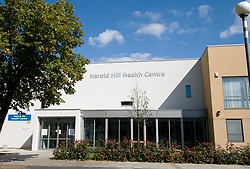 Harold Hill Health Centre, Romford, London UK