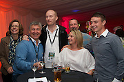 A stimulating Business Diary Date: 29th September to 1st October, Burlington Hotel Dublin – Irish Pubs Global Gathering Event.<br /><br />Pictured at the event- <br />Peta Janiec, Australia<br /> Edward Janiec, Australia<br /> Amanda Brock, Ireland<br /> Dean Brock, Ireland<br /> Bernie McCune, Bernies Bar, Vietnam<br /> Craig McDonald, Hooleys, California, USA<br /><br />•                     21 Countries represented<br />•                     Over 600 Irish Pub Enterprises from around the world<br />•                     The growth of Craft Beers<br />•                     Industry Experts<br />•                     Bord Bia – an export opportunity<br />•                     Transforming a Wet Pub into a Gastro Pub<br /><br />We love our Irish pubs but we of course have seen an indigineous decline resulting in closures nationwide in recent years.<br />Not such a picture worldwide where the Irish pub is a growing business success story.<br />Hence a global event and webcast in Dublin next week, called Irish Pubs Global Gathering Event  in the Burlington Hotel, Dublin, on September 29 to October 1st, backed by LVA and VFI.<br />Spurred on by The Irish Diaspora Global Forum in Dublin Castle 2 years ago, Irish entrepreneur Enda O Coineen has spearheaded www.irishpubsglobal.com into a global network with 20 chapters around the world and a database of over 4,000 REAL Irish pubs.<br />It promises to be a stimulating conference, with speakers bringing a worldwide perspective to the event. The Irish Pubs Global Gathering Event is a unique networking, learning and social gathering. A dynamic three-day programme bringing together Irish Pub owners & managers from all over the world and will focus on 'The Next Generation' of Irish pubs.<br /> <br />Key Note Speakers available for Interview<br />1.       Paul Mangiamele, CEO Bennigans<br />2.      Dr. Pearse Lyons, CEO ALLTECH<br />3.      Enda O Coineen, President of Irish Pubs Global<br />4.      Kingsley Aikins, CEO of Diasp