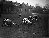 1958 Ireland vs Australia Rugby Tour Match