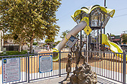 Edwards Park in Downtown Azusa