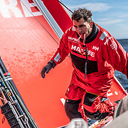 Leg 11, from Gothenburg to The Hague, day 03 on board MAPFRE, Blair Tuke. 23 June, 2018.