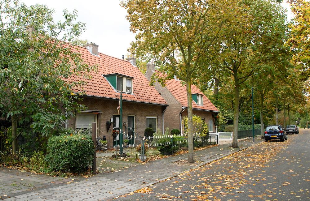 Driebergen, 7 okt 2009.Woningbouw in de loop van de tijd.. Foto: (c) Renee Teunis