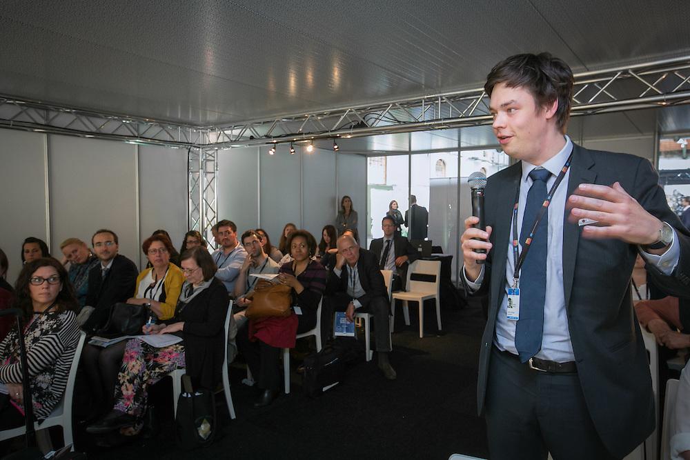 03 June 2015 - Belgium - Brussels - European Development Days - EDD - Education - Education for all - Achievements and challenges (2000-2015) © European Union