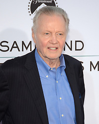October 12, 2017 - Los Angeles, California, USA - JON VOIGHT appears on the Red Carpet for the 'Same Kind Of Different As Me' Los Angeles Premiere at the Westwood Village Theatre. (Credit Image: © Billy Bennight via ZUMA Wire)