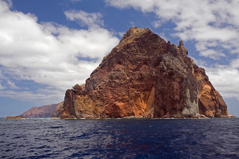 Mission - Monk Seal<br /> Desertas Islands – Deserta Grande - Madeira, Portugal. August 2009.<br /> Landscape