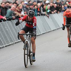26-12-2019: Wielrennen: Wereldbeker veldrijden: Zolder<br />2th place at Terlamen for Annemarie WOrst