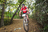 Anru de Wet, riding in the colours of Klein Karoo Toyota, was one of the host of Western Cape based riders to be blowing away by the trails of Gauteng during Stage 1 of the 2017 Glacier Cradle Traverse, in Muldersdrift on Friday the 5th of May 2017. Photo by Oakpics/Cradle Traverse/Sportzpics.
