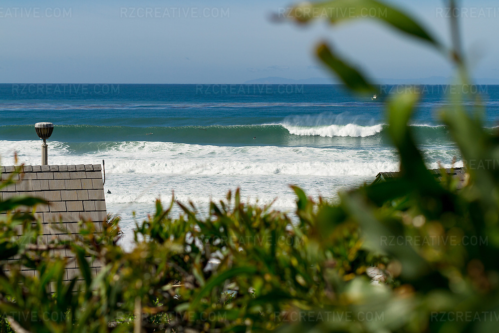 Large surf at Salt Creek in Dana Point, Calif. Photo © Robert Zaleski / rzcreative.com<br /> —<br /> To license this image contact: robert@rzcreative.com