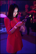 ULYANA SERGEENKO,  The World's First Fund Fair  in aid of Natalia Vodianova's charity the Naked Heart Foundation. The Roundhouse. London. 24 February 2015.