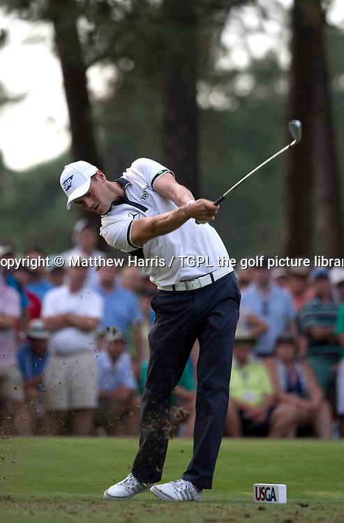Martin KAYMER (GER) during fourth round US Open Championship 2014,Pinehurst No 2,Pinehurst,North Carolina,USA.