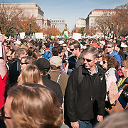 The Rally to Restore Sanity and/or Fear was a gathering that took place on October 30, 2010 at the National Mall in Washington, D.C.. It was led by Jon Stewart and Stephen Colbert
