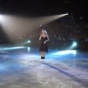 Premiere Holiday on Ice 2004, show, schaatsen, optreden Maud Mulder