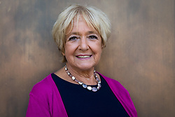 © Licensed to London News Pictures. 02/09/2018. London, UK.  Dame Margaret Hodge MP poses for a photograph at the Jewish Labour Movement Conference 2018..  Photo credit: Vickie Flores/LNP