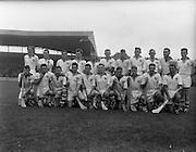 All Ireland Senior Hurling Championship Final, .Waterford v Kilkenny (draw), .Waterford Team..06.08.1959, 08.06.1959, 6th August 1959, .