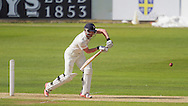 Paul Collingwood  (Durham County Cricket Club) in action during the LV County Championship Div 1 match between Durham County Cricket Club and Hampshire County Cricket Club at the Emirates Durham ICG Ground, Chester-le-Street, United Kingdom on 1 September 2015. Photo by George Ledger.