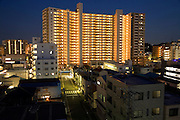 residential apartment high rise Japan Yokosuka
