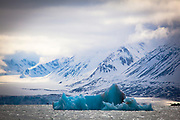 "Iceberg in Kongsfjord, Ny Alesund, Svalbard This mage can be licensed via Millennium Images. Contact me for more details, or email mail@milim.com For prints, contact me, or click ""add to cart"" to some standard print options."