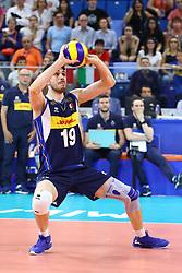 DANIELE LAVIA (ITALIA)<br /> VNL MILANO ITALIA - POLONIA<br /> PALLAVOLO VNL 2019 VOLLEYBALL NATIONS LEAGUE<br /> MILANO 23-06-2019<br /> FOTO FILIPPO RUBIN