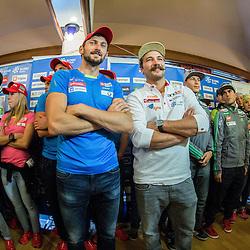 20151006: SLO, Winter Ski - Slovenian winter athletes before new season 2015/16