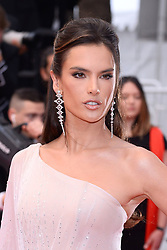 Premiere for film 'The dead don't die'. 14 May 2019 Pictured: Alessandra Ambrosio. Photo credit: AFPS/MEGA TheMegaAgency.com +1 888 505 6342