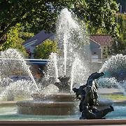 2015 Plaza Fountain Renovation for Dunn
