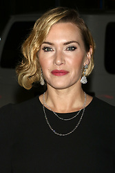 """Kate Winslet attends a screening of """"Wonder Wheel"""" at the Museum of Modern Art in New York."""