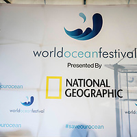 World Ocean Festival on Governor's Island, New York on June 04, 2016.