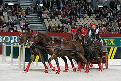 Ulrich Werner<br /> Urban IX CH, Corado K, Mouloud de Chamant, Generale Cassa<br /> CAI-W Geneve 2008<br /> Photo © Hippo Foto